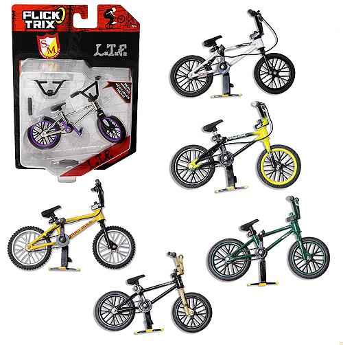 Купить Фингер BMX FLICK TRIX байк по выгодной цене в интернет-магазине Ахилес