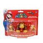 Набор фигурок Super Mario:Donkey Kong,Didy Kong,dixie kong 3в1 (6см)