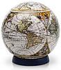 """Пазл-шар """"Старинная карта мира"""" (240 деталей)"""