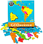 "Пазл GEOpuzzle ""Latin America"""