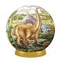 Пазл-шар Динозавры(60 деталей)
