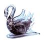 3D головоломка - Лебедь черный
