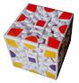 Магический кубик шестеренка