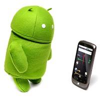 Плюшевый Android (Андроид) - 15 см