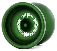 BIST B-Rush 2 Green