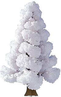 """Волшебные кристаллы """"Чудесная ёлочка белая"""""""