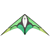 Воздушный змей Jive II Emerald