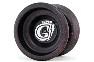 """Йо-Йо YoYoFactory """"Super G"""" (цвета в ассортименте)"""