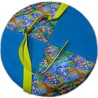 Санки-ледянки круглые (диаметр: 40 см.)