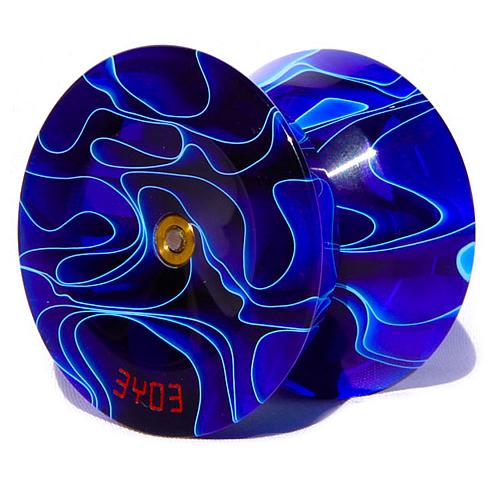 Купить Йо-йо 3YO3 Acrillion Colored