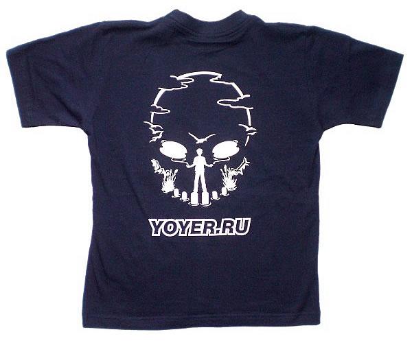 Купить Футболку YOYER.RU №2