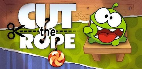 Казуальная игра Cut the Rope