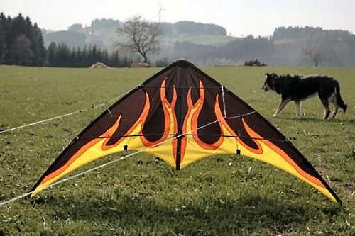 Купить воздушный змей Bebop Fire